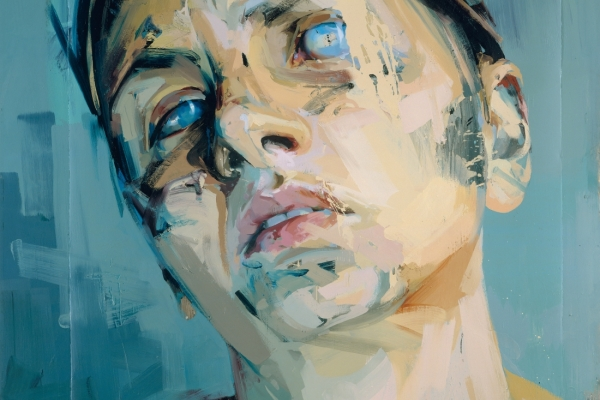 JENNY SAVILLE: LIFE THROUGH A MICROSCOPE