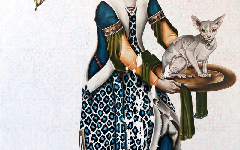 LESLIE GLENN DAMHUS: 'RENAISSANCE REIMAGININGS'
