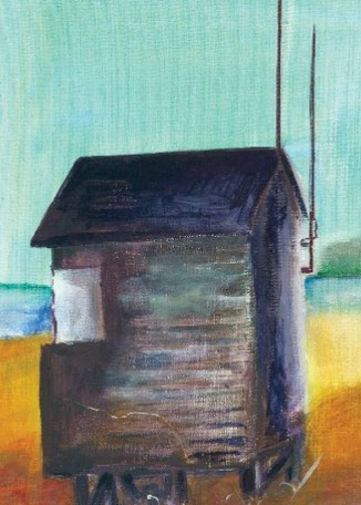SHARON ELIZABETH WALES - The Hut