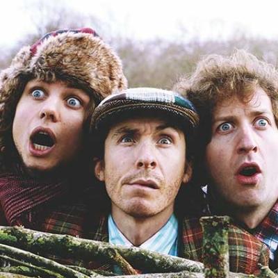 THE LATEBLOOMERS: SCOTLAND!