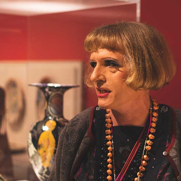 GRAYSON PERRY: 'THE PRE-THERAPY YEARS'