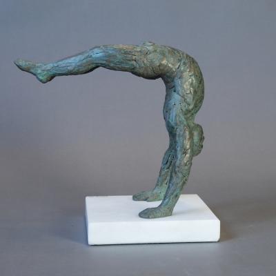 EMMA KEMP: 'ART OF ACROBATICS'