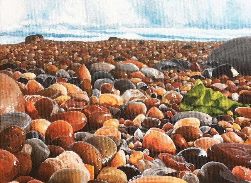 CHRISTINE ROGERS: 'SEAWEED'
