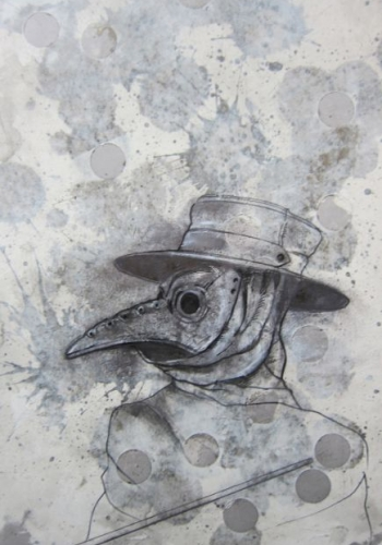ANDREW DAVEY - The Plague Doctor