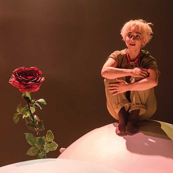 'THE LITTLE PRINCE'