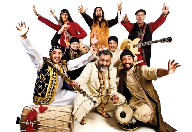 THE RSVP BHANGRA BAND