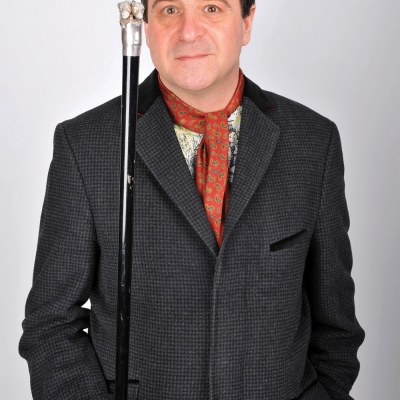 MARK THOMAS: A SHOW THAT GAMBLES ON THE FUTURE