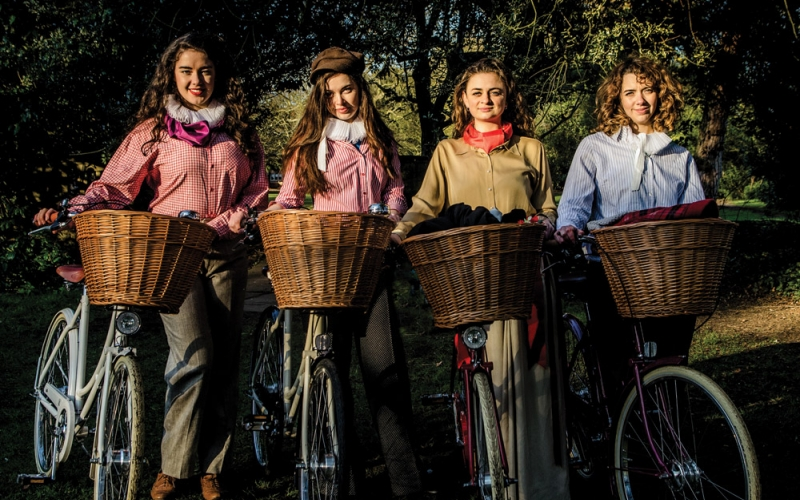 THE HANDLEBARDS: AS YOU LIKE IT
