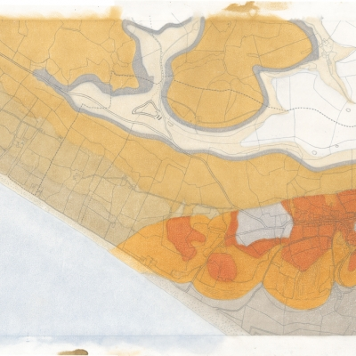 AMANDA WALLWORK: 'MAPPING THE SOUTH DORSET RIDGEWAY'