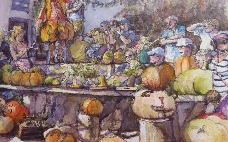 BARBARA EVANS: 'A LIFE IN ART'