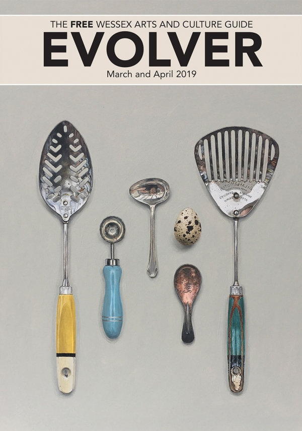 Evolver 110 - March and April 2019