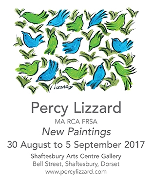 Percy Lizzard