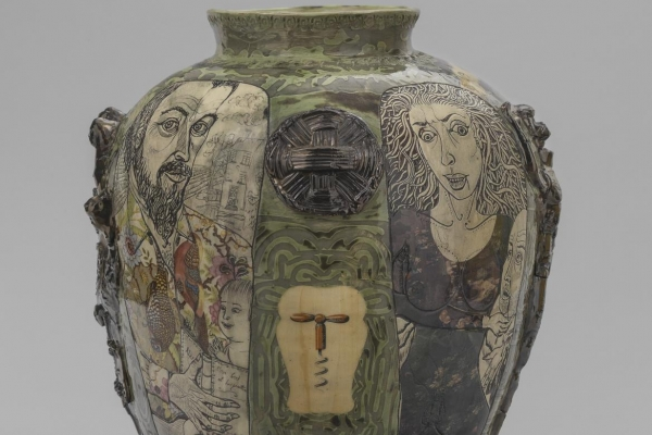 HOW TO MAKE A POT LIKE GRAYSON PERRY